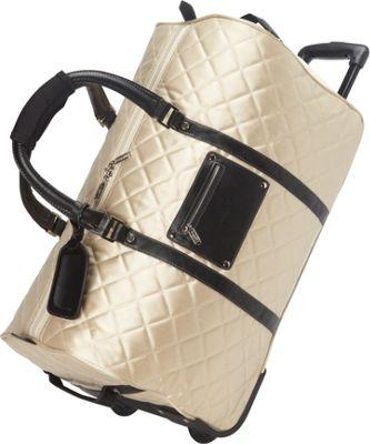 Cincinnati Bengals Brown Distressed Leather Duffel Bag