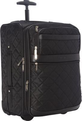 Bugatti Vail Soft Luggage Black - Bugatti Softside Carry-On