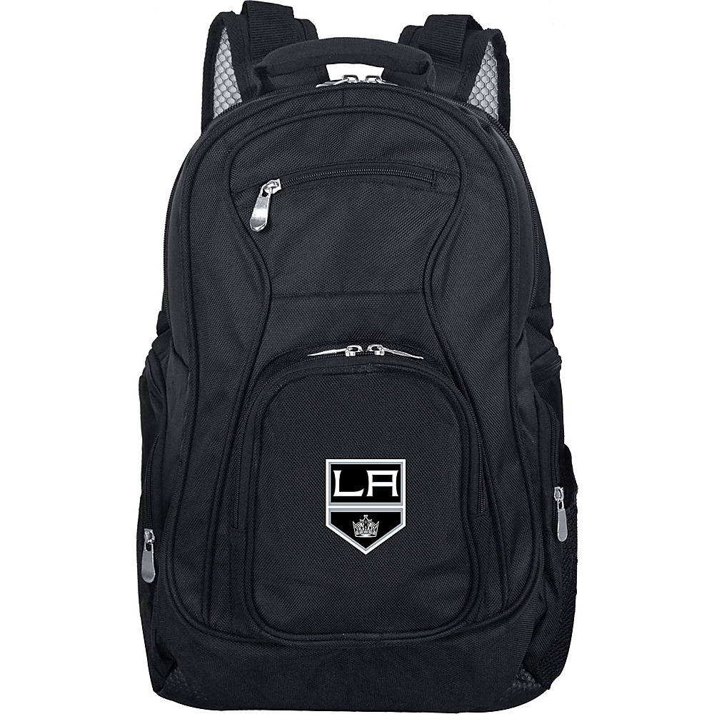 "Denco Sports Luggage NHL 19"" Laptop Backpack Los Angeles Kings - Denco Sports Luggage Laptop Backpacks"