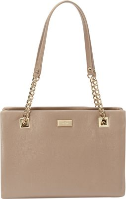 kate spade new york Sedgewick Lane Small Phoebe Shoulder Warm Putty - kate spade new york Designer Handbags