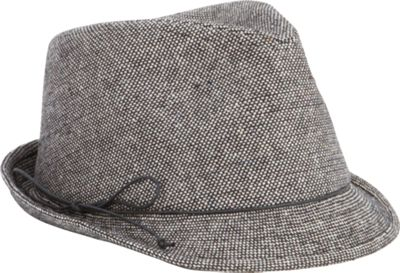 San Diego Hat Tweed Fedora Hat With Cord Band Ebags Com