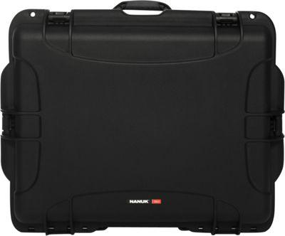 NANUK 960 Water Tight Protective Case w/Padded Divider Black - NANUK Hardside Luggage