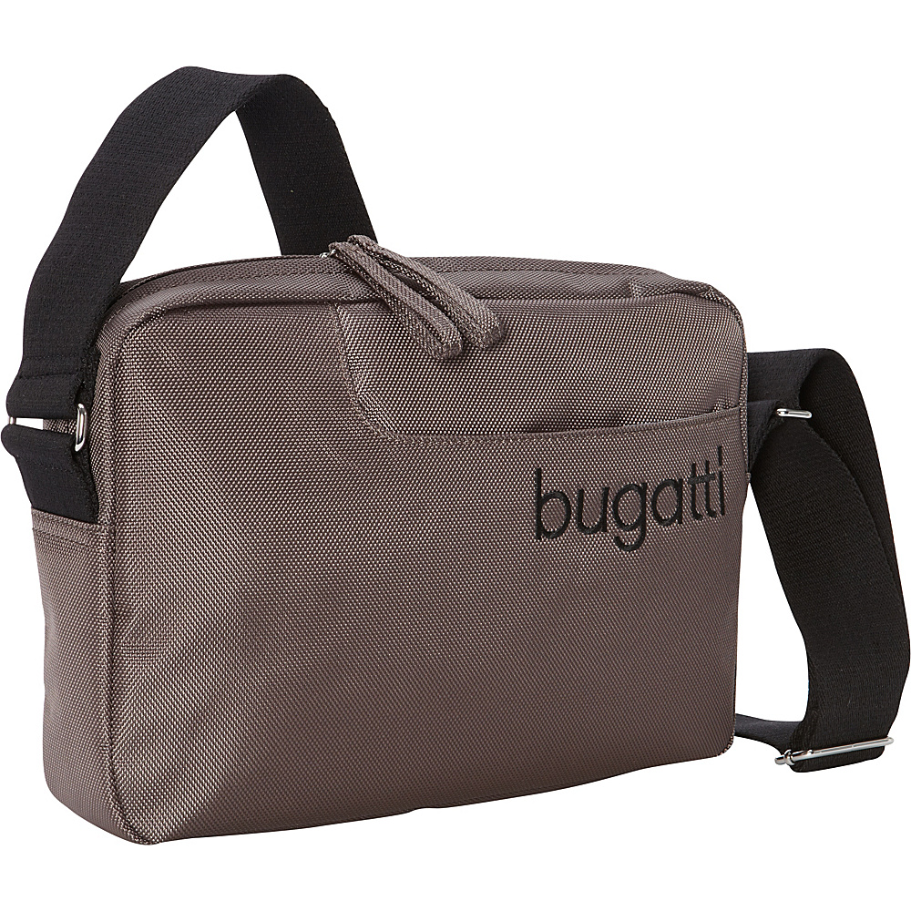 Bugatti Jason Shoulder Bag Grey Bugatti Other Men s Bags