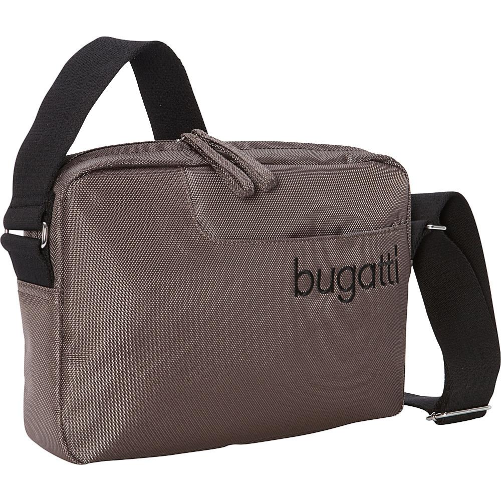 Bugatti Jason Shoulder Bag Grey Bugatti Other Men s Bags