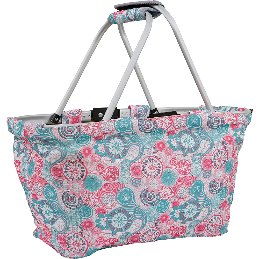 J World New York Pica Picnic Tote Blue Raspberry J World New York Outdoor Accessories