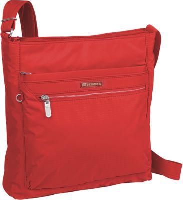 Image of Beside-U Albans Crossbody Spice Orange - Beside-U Fabric Handbags