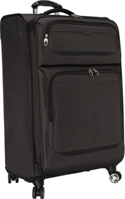 Ricardo Beverly Hills Mar Vista 28-Inch 4 Wheeled Expandable Upright Graphite - Ricardo Beverly Hills Softside Checked