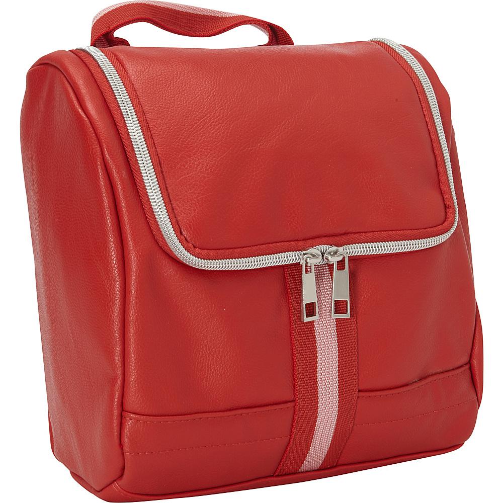 Bellino Cooper Cosmetic Case Red Bellino Travel Health Beauty