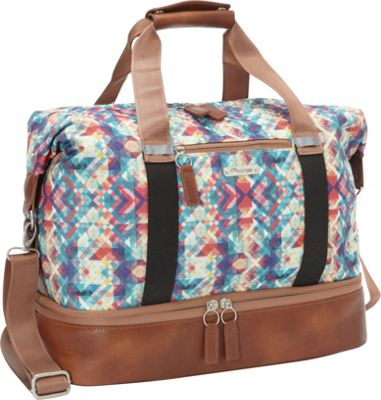 Po Campo Midway Weekender Mosaic - Po Campo Other Sports Bags