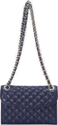 Rebecca Minkoff Quilted Mini Affair Moon - Rebecca Minkoff Designer Handbags