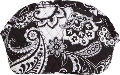 Vera Bradley Large Ruffle Cosmetic Midnight Paisley - Vera Bradley Ladies Cosmetic Bags