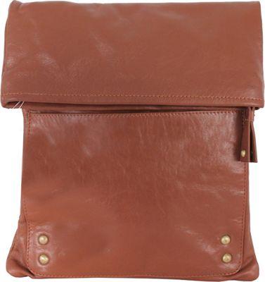 Latico Leathers Cayenne Crossbody Cognac - Latico Leathers Leather Handbags