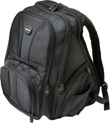Kensington Contour Overnighter Backpack Black - Kensington Business & Laptop Backpacks