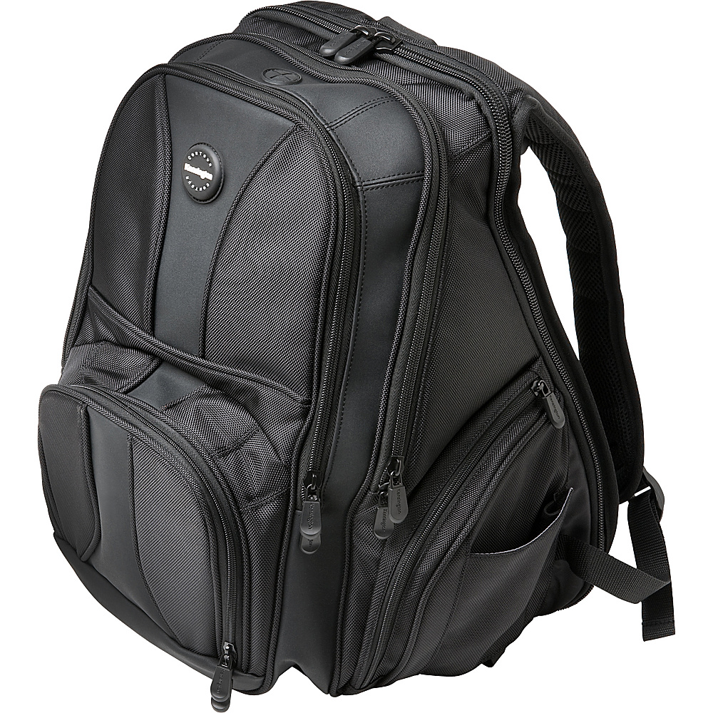 Kensington Contour Overnighter Backpack Black Kensington Business Laptop Backpacks