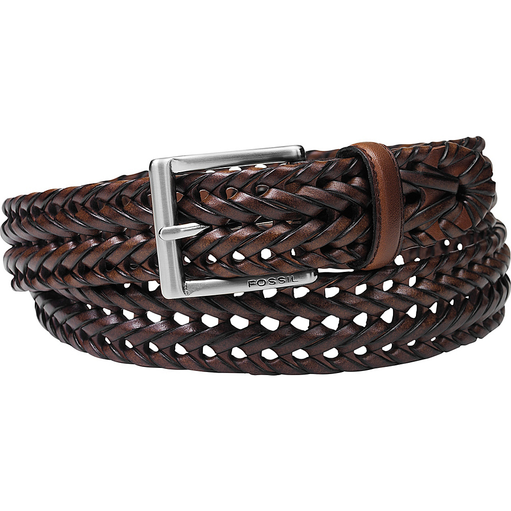 Fossil Myles Casual Belt 34 - Cognac - Fossil Other Fashion Accessories - Fashion Accessories, Other Fashion Accessories