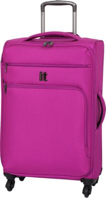it luggage MegaLite Luggage Collection 27.4 inch Spinner- eBags Exclusive Baton Rouge - it luggage Softside Checked