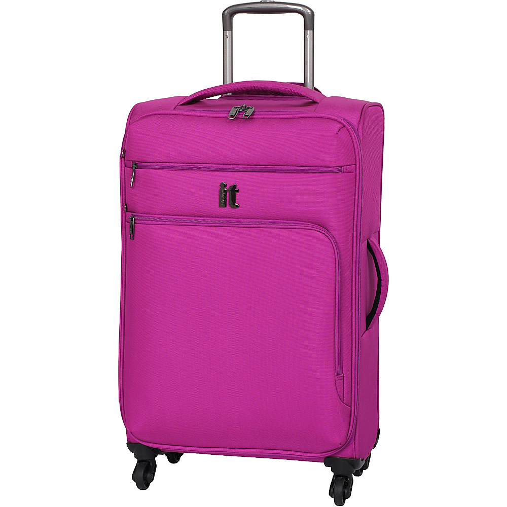 it luggage MegaLite Luggage Collection 27.4 Spinner eBags Exclusive Baton Rouge it luggage Softside Checked