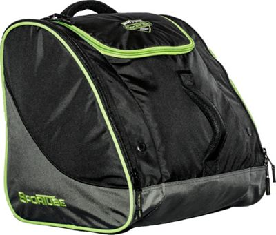 Sportube Freerider Gear and Boot Bag Green/Black - Sportube Ski and Snowboard Bags