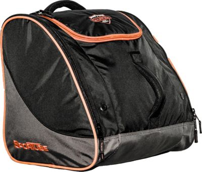 Sportube Freerider Gear and Boot Bag Orange/Black - Sportube Ski and Snowboard Bags