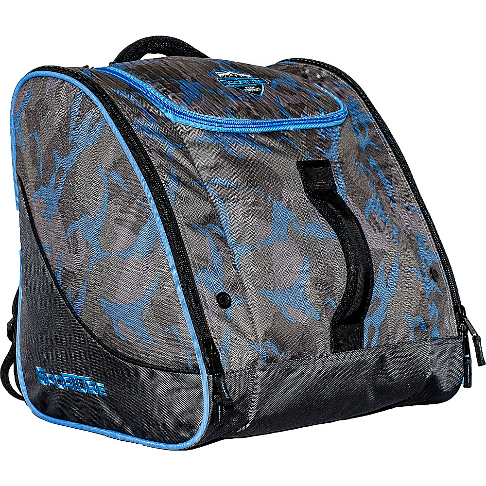 Sportube Freerider Gear and Boot Bag Camo - Sportube Ski and Snowboard Bags