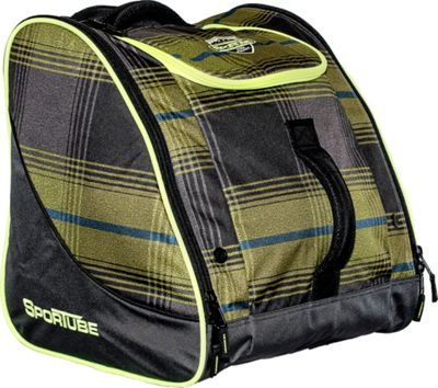 Sportube Freerider Gear and Boot Bag Plaid - Sportube Ski and Snowboard Bags