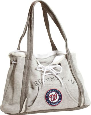 Littlearth Hoodie Purse - MLB Washington Nationals - Littlearth Fabric Handbags