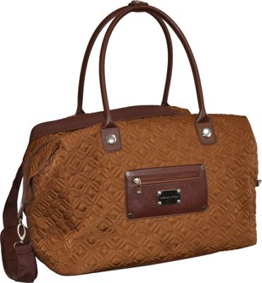 Adrienne Vittadini 8 Quot Quilted Duffle Ebags Com