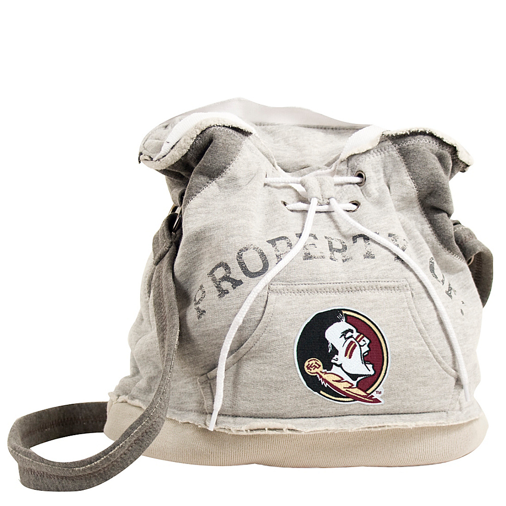 Littlearth Hoodie Shoulder Bag ACC Teams Florida State University Littlearth Fabric Handbags
