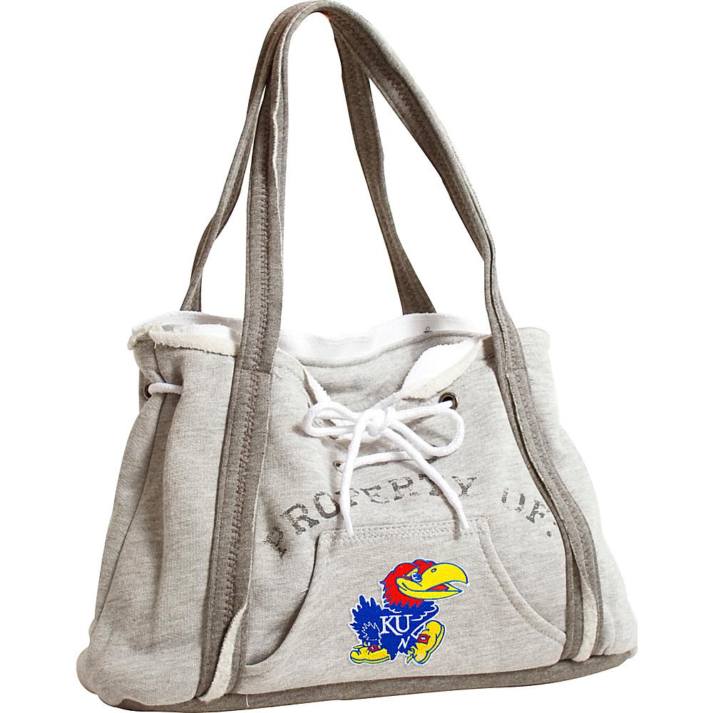 Littlearth Hoodie Purse - Big 12 Teams Kansas, U of - Littlearth Fabric Handbags - Handbags, Fabric Handbags