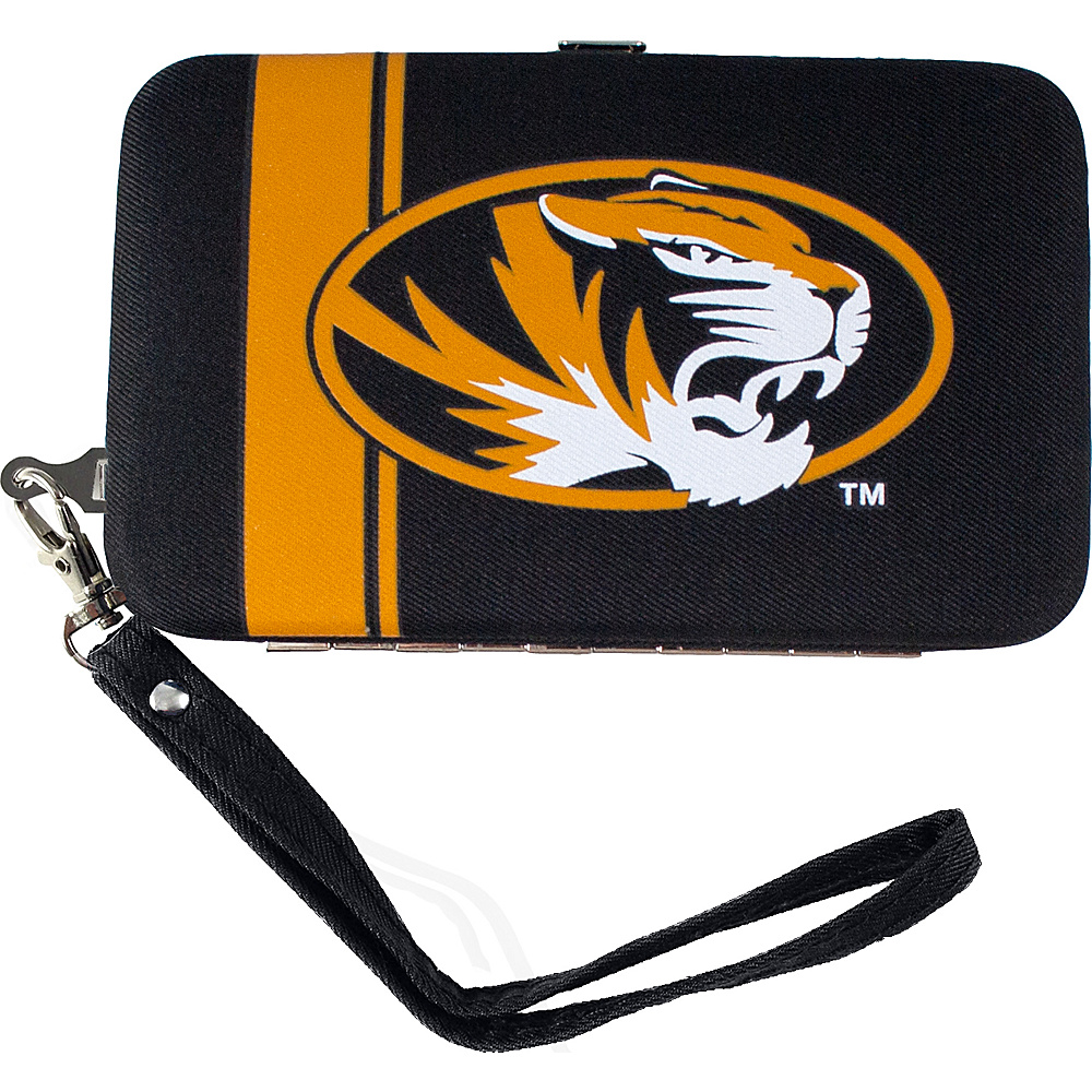 Littlearth Shell Wristlet SEC Teams Missouri U of Littlearth Women s Wallets