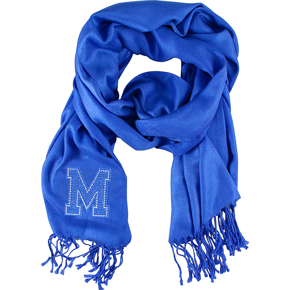 Littlearth Pashi Fan Scarf - College Teams Memphis, U of - Littlearth Hats/Gloves/Scarves - Fashion Accessories, Hats/Gloves/Scarves
