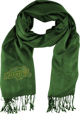 Littlearth Pashi Fan Scarf - College Teams North Dakota State University - Littlearth Hats/Gloves/Scarves