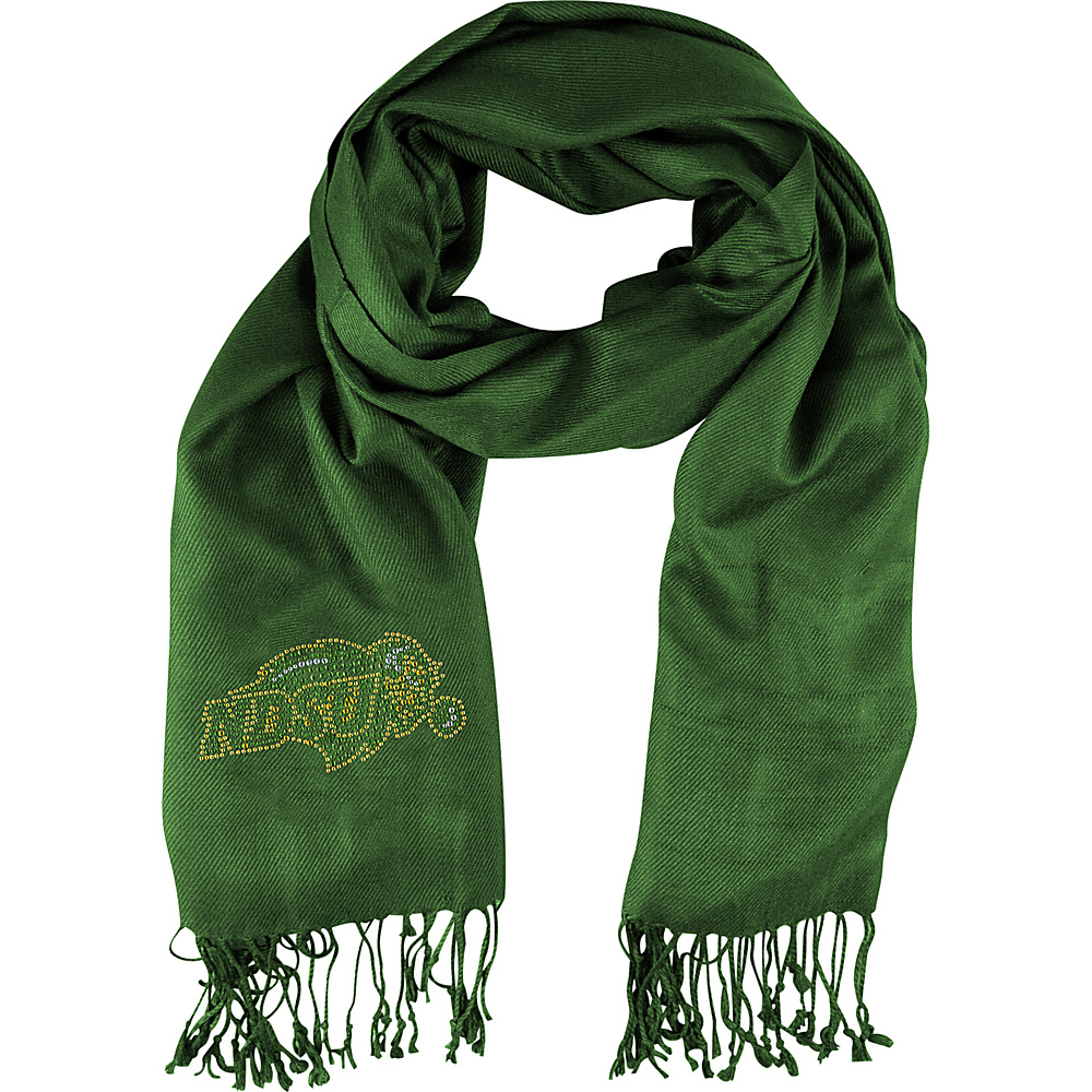 Littlearth Pashi Fan Scarf - College Teams North Dakota State University - Littlearth Hats/Gloves/Scarves - Fashion Accessories, Hats/Gloves/Scarves