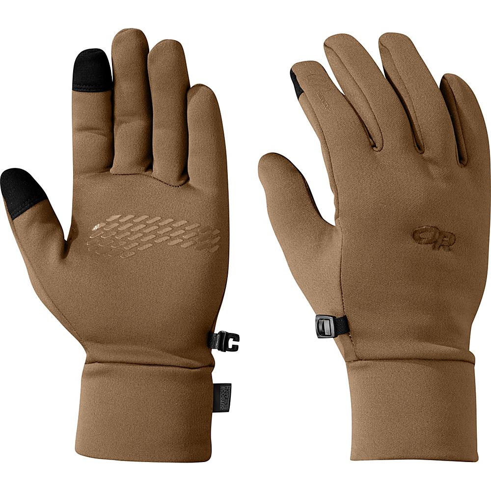 Outdoor Research PL 100 Sensor Gloves Mens S - Coyote - Outdoor Research Hats/Gloves/Scarves - Fashion Accessories, Hats/Gloves/Scarves