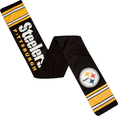 Littlearth Jersey Scarf - NFL Teams Pittsburgh Steelers - Littlearth Hats/Gloves/Scarves