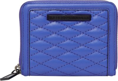 Rebecca Minkoff Mini Ava Zip Wallet Ultraviolet - Rebecca Minkoff Designer Ladies Wallets