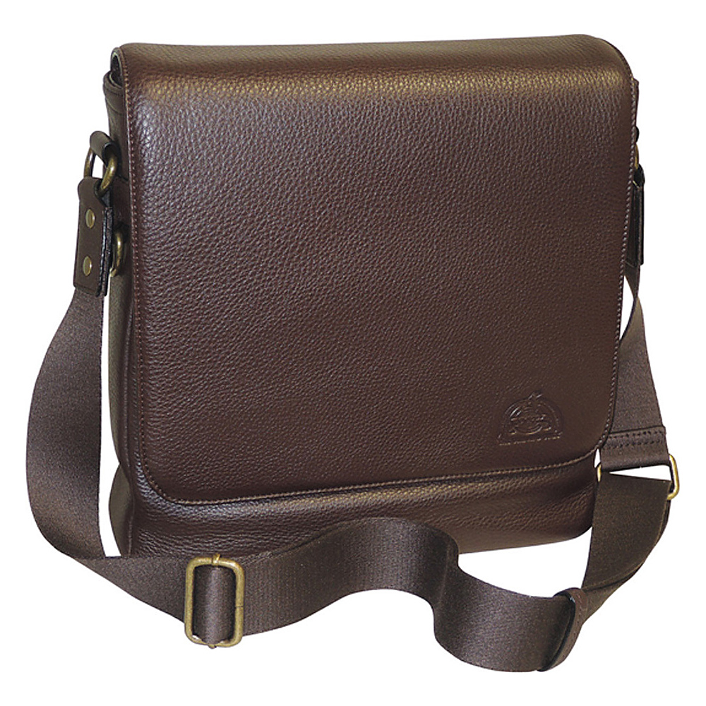 Dopp SoHo Messenger Black - Dopp Messenger Bags
