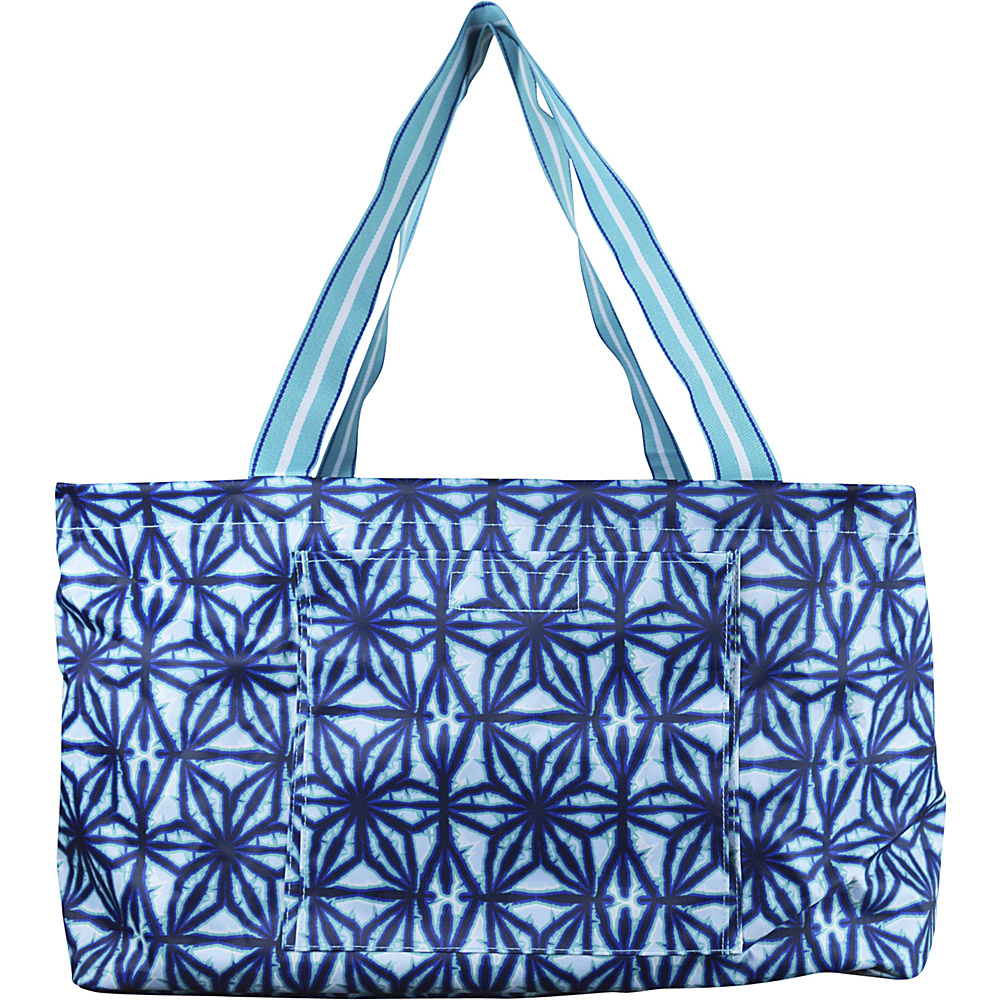 All For Color Multipurpose Bin Indigo Batik All For Color All Purpose Totes
