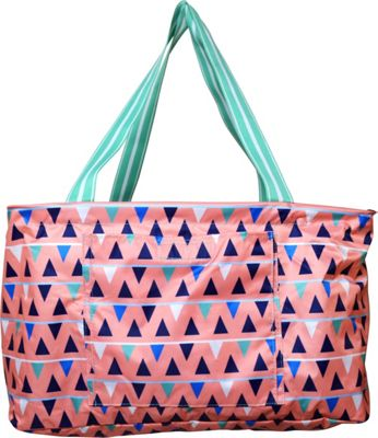 All For Color Multipurpose Bin Sand Castles - All For Color All-Purpose Totes