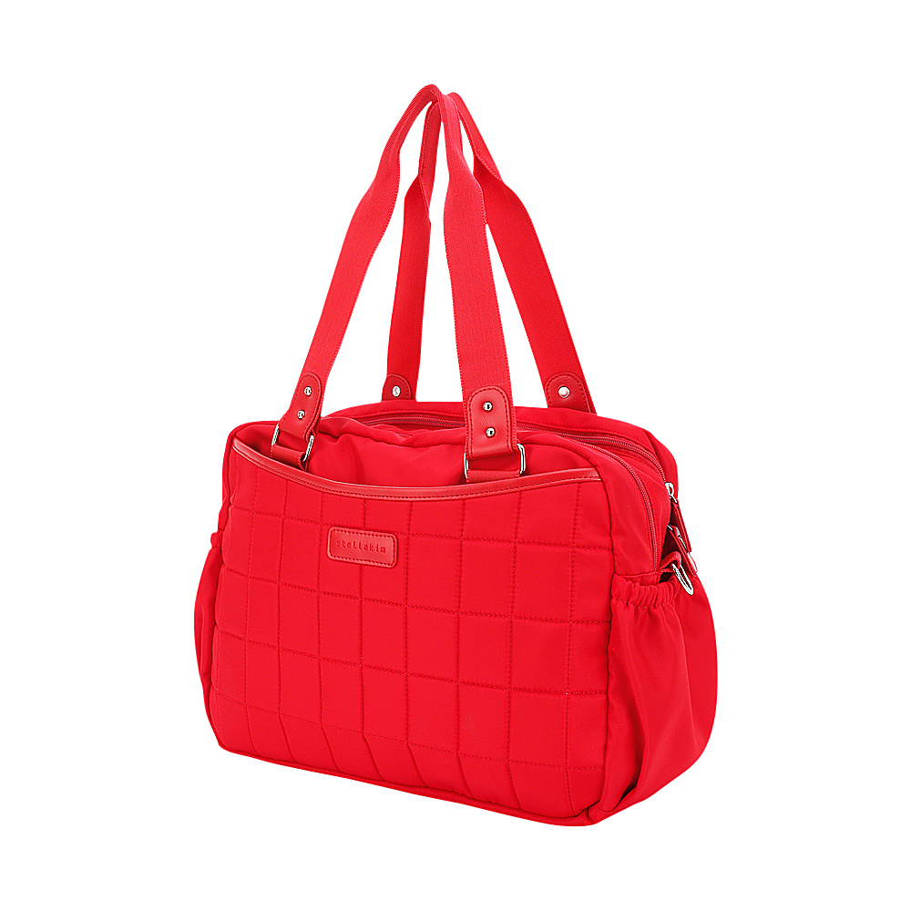 Stellakim Leslie Diaper Tote Red - Stellakim Diaper Bags & Accessories