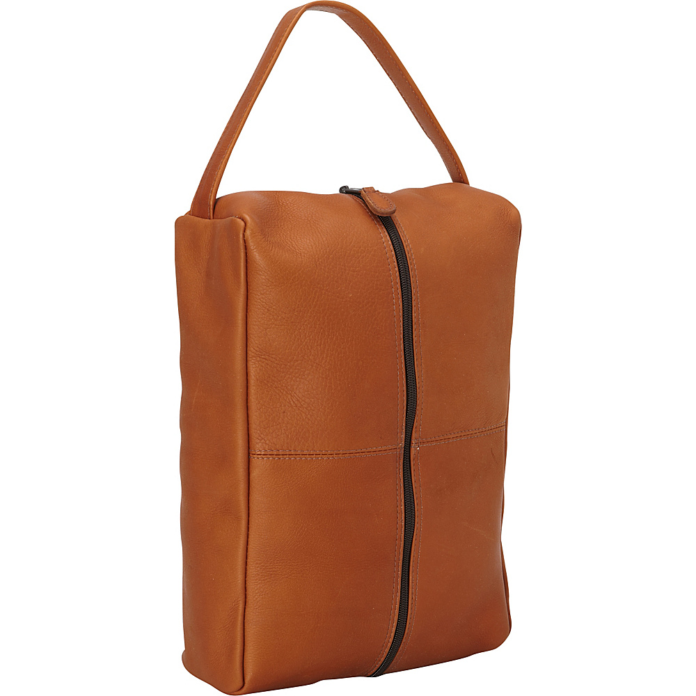 Latico Leathers Travel Shoe Bag Natural - Latico Leathers Packing Aids