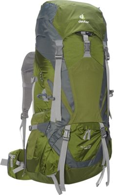 Deuter ACT Lite 65+10 Hiking Backpack Pine/Granite