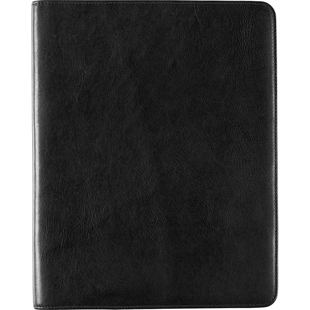 Johnston Murphy Letter Folio Black Johnston Murphy Business Accessories
