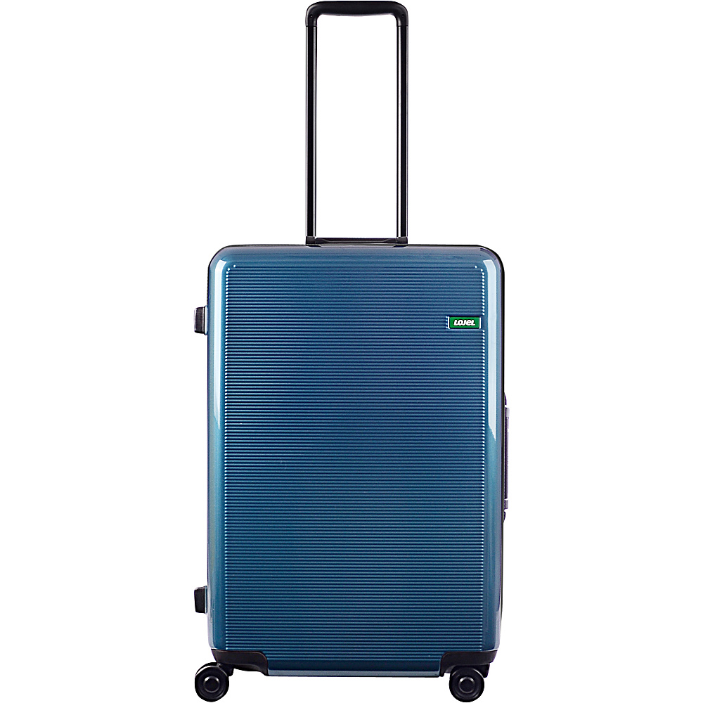 Lojel Horizon Medium Hardside Spinner Luggage Blue Sapphire Lojel Hardside Checked