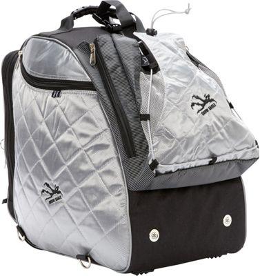 Snow Eagle Ajax Heated Boot Bag Black - Snow Eagle Ski and Snowboard Bags