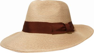 Gottex Alhambra Hat One Size - Tan/Brown - Gottex Hats/Gloves/Scarves