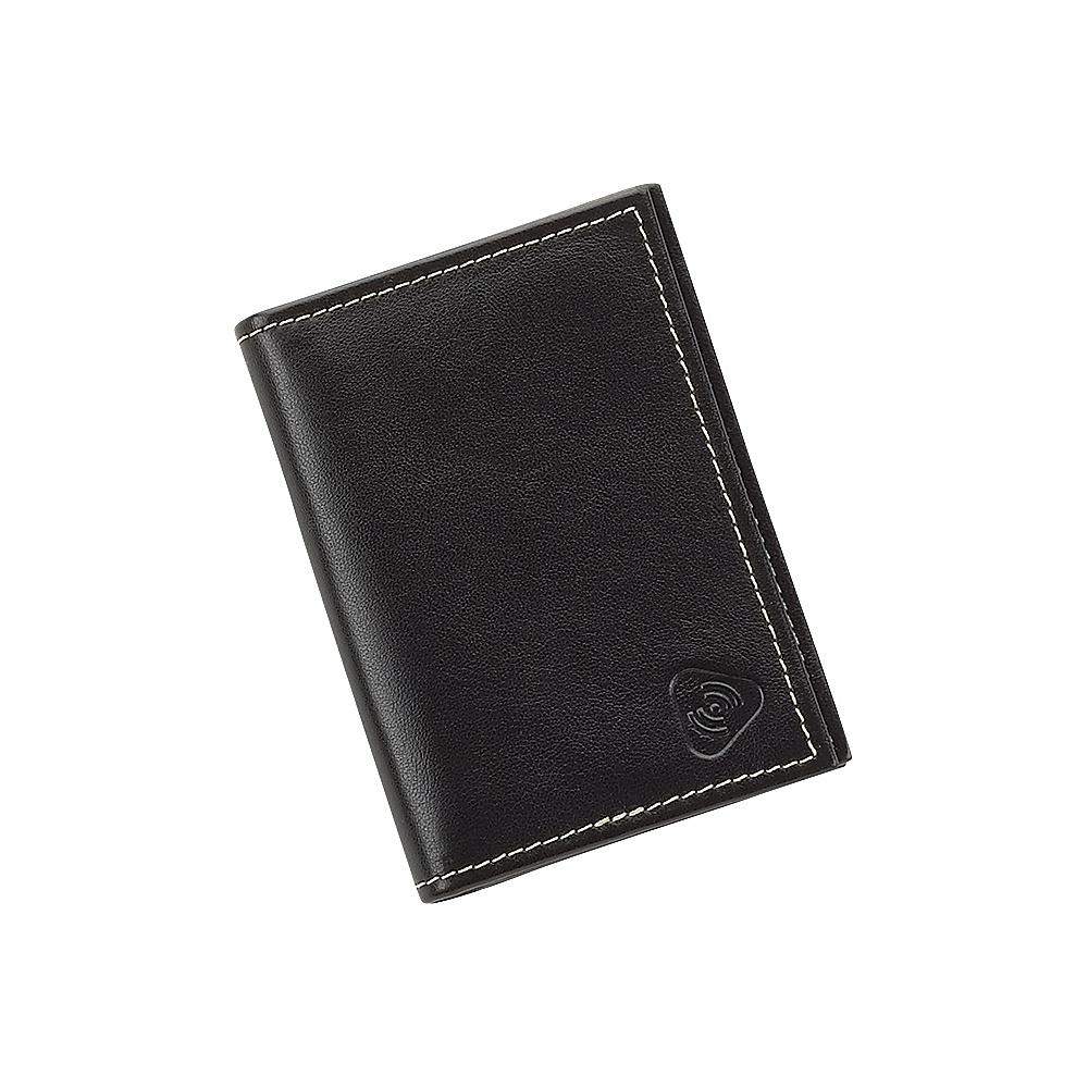 Lewis N. Clark RFID Card ID Holder Black Lewis N. Clark Travel Wallets