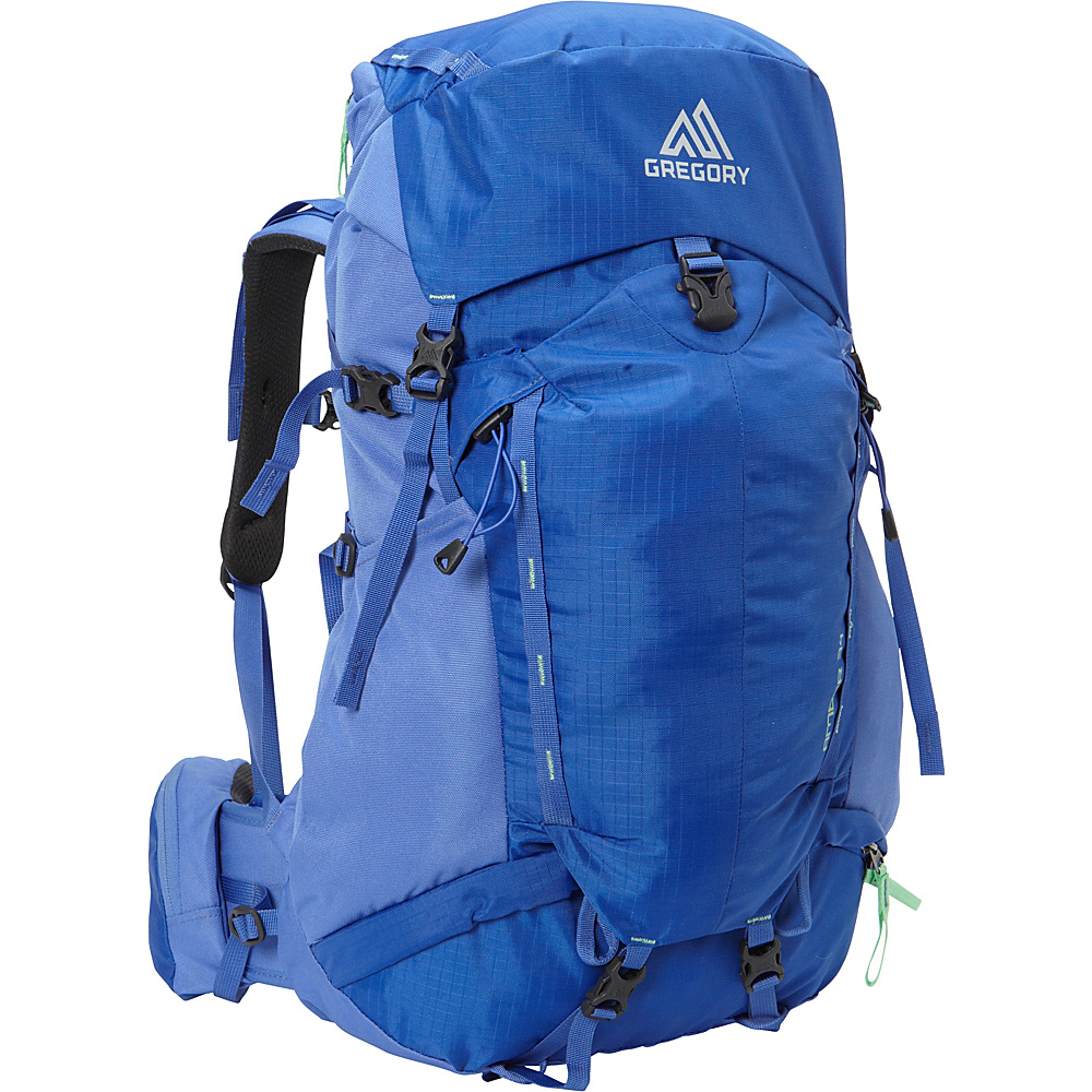 Gregory Women s Amber 34 Small Pack Sky Blue Gregory Day Hiking Backpacks