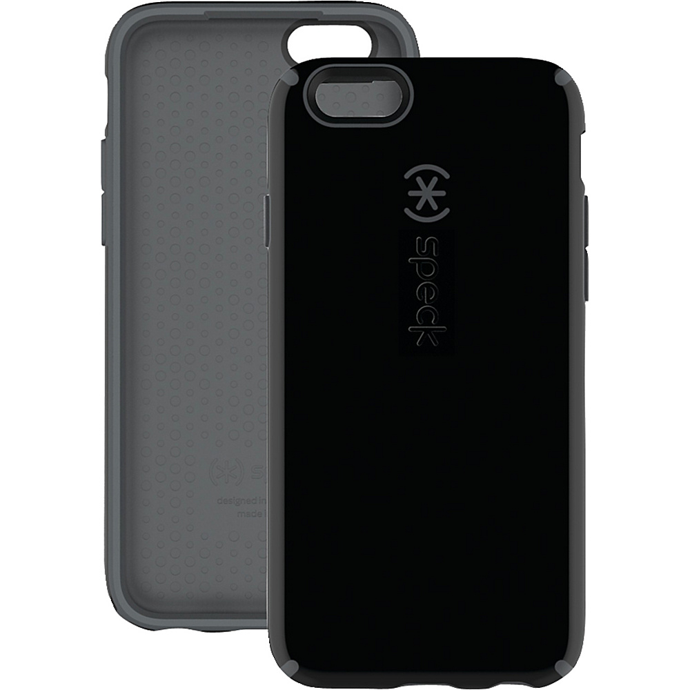 Speck iPhone 6 4.7 Candyshell Case Black Slate Gray Speck Electronic Cases