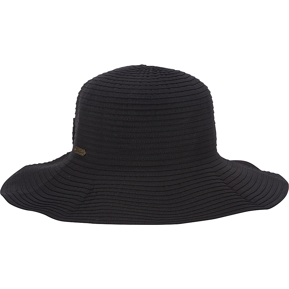 Sun N Sand Classic Snap & Go Hat One Size - Black - Sun N Sand Hats - Fashion Accessories, Hats